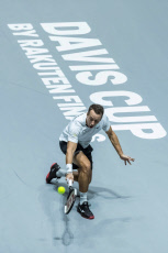 Davis Cup Madrid Finals: Germany vs Chile