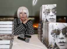 FL: An Evening with Debbie Harry during Day 4 of the Miami Book Fair Presented by Miami Dade College Wolfson Campus.