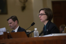 Laura Cooper and David Hale Testify