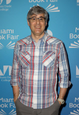 FL: An Evening With Mo Rocca during the 4 day of Miami Book Fair presented by Miami Dade College Wolfson Campus.
