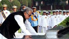 BANGLADESH-DHAKA-ARMED FORCES DAY-COMMEMORATION