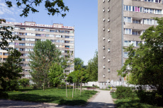 prefabricated buildings in Wroclaw
