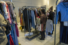 NY: Reuse and recycle clothing in New York
