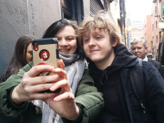 Lewis Capaldi at The Olympia Theatre