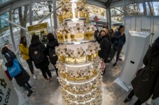 Marc Jacobs Fragrances pop-up in New York