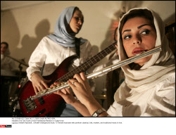 The Two Faces of the Professional Woman in Today's Iran