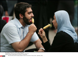 IRAN: The Two Faces of the Islamic Woman in Today's Iran