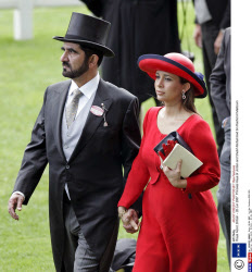 Royal Ascot, Britain - 20 Jun 2007