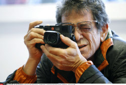 Musician, rock singer and photographer Lou Reed open his photo exhibition entitled ' Lou Reed¿s New York ' at gallery Serieuze Zaken Studioos Amsterdam, The Netherlands - 10.10.07 Credit: WENN