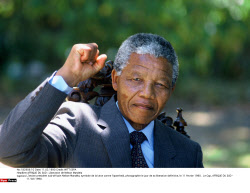 Liberation of Mandela  11/02/1990