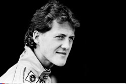 Retro Michael Schumacher