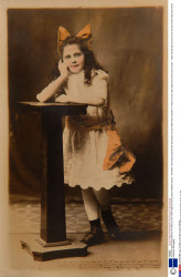 The never before seen collection of Titanic survivor Lillian Asplund to be auctioned, Wiltshire, Britain - Mar 2008