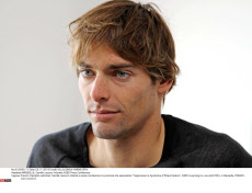 MARSEILLE: Camille Lacourt Attends ASED Press Conference