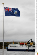 FALKLAND ISLANDS : illustration