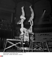 FRANCE : Cirque (Annees 50-70)