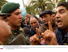 TUNIS: Tunisians refuse RCD government ministers.