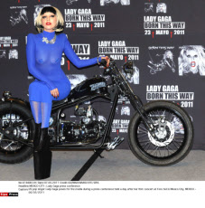 MEXICO CITY : Lady Gaga press conference