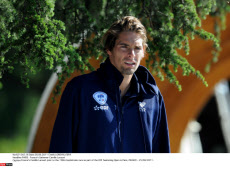 PARIS : France's Swimmer Camille Lacourt