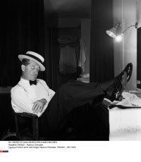 FRANCE : Maurice Chevalier
