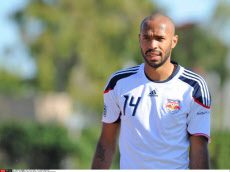 LOS ANGELES: New York Red Bull French striker Thierry Henry