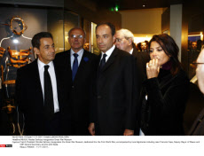 MEAUX: Nicolas Sarkozy inaugurates Great War Museum
