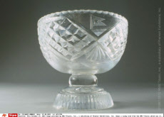 This October 19, 2011 image provided by RMS Titanic, Inc., a subsidiary of Premier Exhibitions, Inc. shows a candy dish from the RMS Titanic which was recovered from the ocean floor during an expedition to the site of the tragedy. The piece, along with 5,