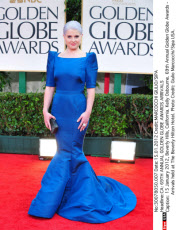 CA: 69TH ANNUAL GOLDEN GLOBE AWARDS ARRIVALS