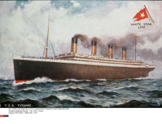 Shipping Disaster : The  R.M.S. Titanic