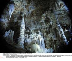FRANCE : Grotte de Clamouse