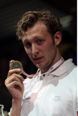 DUNKERQUE: French Swimmer Amaury Leveaux