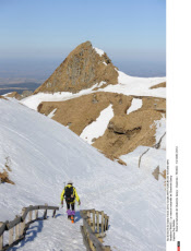 FRANCE : La reserve naturelle de Chastreix-Sancy