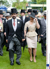 Royal Ascot race meeting, Berkshire, Britain - 22 Jun 2012
