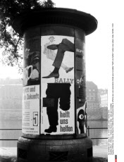 BALE : Affiches - Colonne Maurice -Bally - aide pour invalides