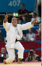 LONDON: Olympic Games, Lucie Decosse wins Gold Medal in Women's -70 kg Judo