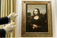 Switzerland Leonardo Da Vinci Mona Lisa
