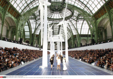 PARIS Fashion: Chanel at the Grand Palais