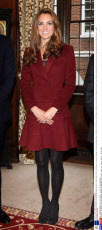 Prince William and Catherine Duchess of Cambridge Visit Middle Temple Inn, London, Britain - 08 Oct 2012