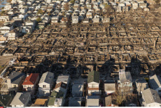 NY: Hurricane Sandy Wreaks Havoc in Breezy Point