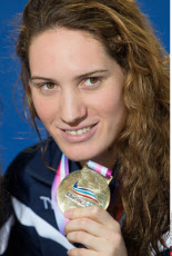 French swimmer Camille Muffat retire