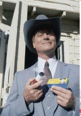 Larry Hagman            Actor