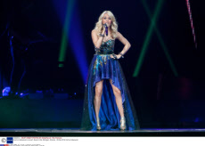 Carrie Underwood in concert, Auburn Hills, Michigan, America - 25 Nov 2012