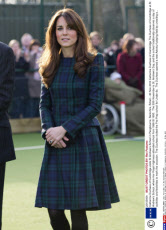 Catherine Duchess of Cambridge visits St Andrew's School in Pangbourne, Berkshire, Britain - 30 Nov 2012