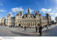PARIS: Hotel de ville / City Hall