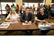 Cast of 'The Host' Book Signing and Fan Event