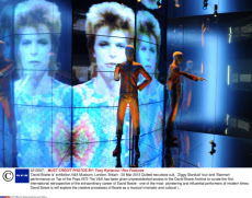 David Bowie exhibition London
