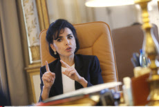 Rachida Dati drops out Paris City Hall
