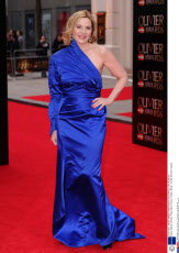 Olivier Awards, Arrivals, Royal Opera House, London, Britain - 28 Apr 2013