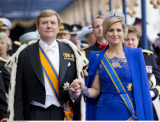 Netherlands - Abdication and Investiture ceremonies