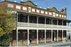 Australia, New South Wales, Narrandera, Star Lodge