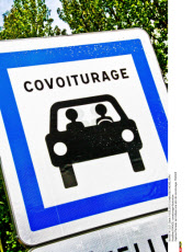 FRANCE: covoiturage-illustration